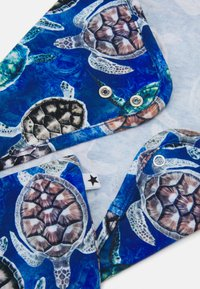 Molo - NOON BIB AND HAT SET UNISEX - Beanie - blue - 3