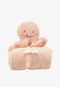 Jellycat - ODELL OCTOPUS SOOTHER - Uniliina - apricot - 1