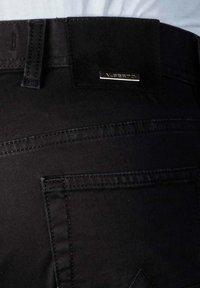 ALBERTO Pants - Slim fit jeans - black - 3