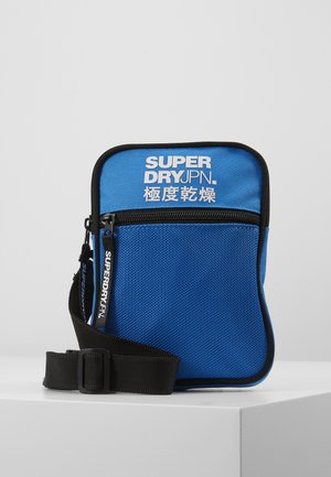 SPORT POUCH - Across body bag - riviera royal
