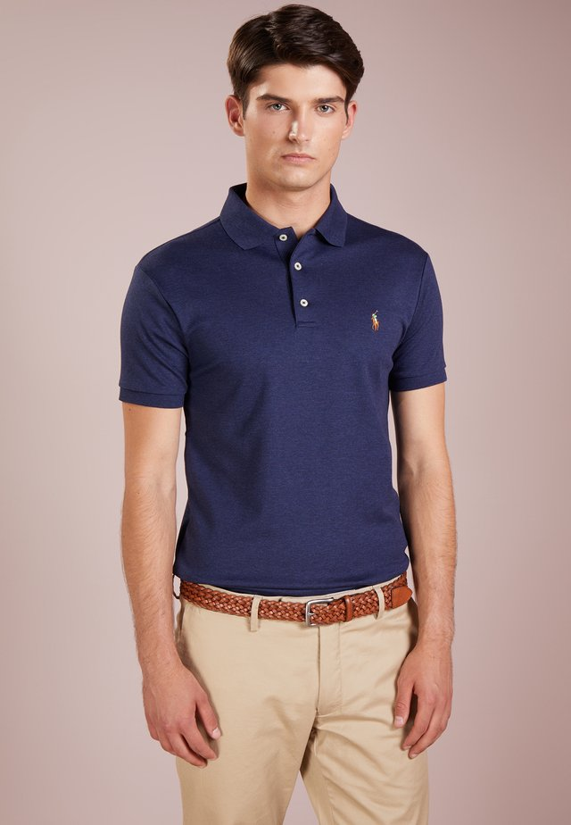 Poloshirt - spring navy heath