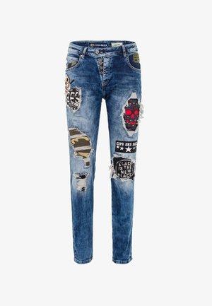 ROCKSTAR - Slim fit jeans - blue