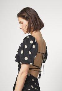 Bec & Bridge - JOSEPHINE MINI DRESS - Cocktail dress / Party dress - black - 3