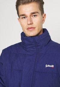 Schott - NEBRASKA - Winter jacket - royal blue - 6