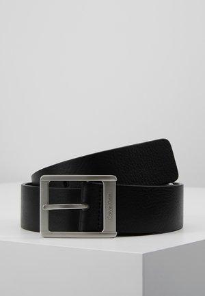 BELT - Formální pásek - black