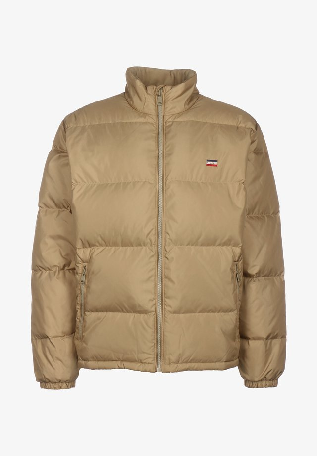Winter jacket - harvest gold