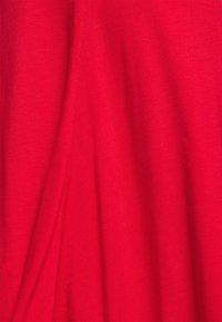 Polo Ralph Lauren - SLEEVELESS CASUAL DRESS - Žerzejové šaty - african red - 6