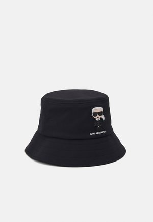 BUCKET HAT UNISEX - Hut - black
