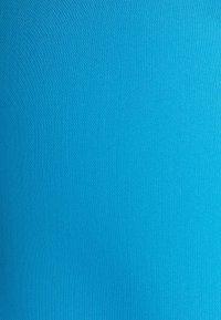 Esprit Collection - SHIMMER MIX + MATCH STRETCH-HOSE - Pantalon classique - dark turquoise - 5
