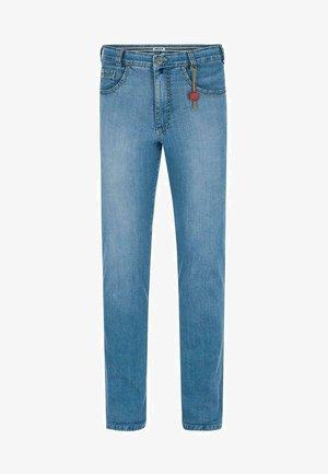 NUEVO JAPAN PIMA LIGHT - Slim fit jeans - used bleached