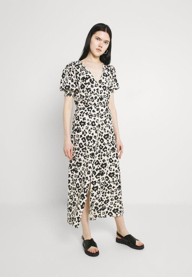 Sukienka letnia - black/white