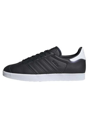 GAZELLE SHOES - Sneakers laag - black