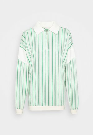 LUNDEN - T-shirts med print - green