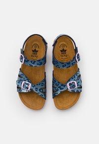 LICO - BIOLINE - Sandals - blau/rosa - 3