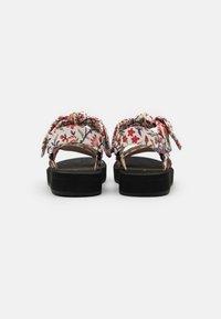 Loeffler Randall - MAISIE - Sandály na platformě - white - 3