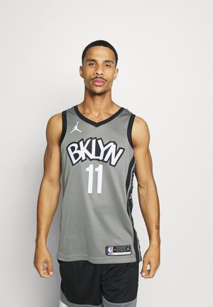 NBA BROOKLYN NETS KEVIN DURANT SWINGMAN  - Klubbkläder - dark steel grey/black