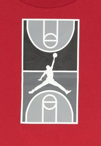 Jordan - COURT GRAPHIC TEE SET - Sports shorts - black - 4