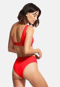 Seafolly - ACTIVE - Bikini bottoms - chilli - 2