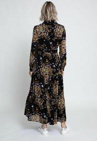 Zhrill - Shirt dress - black - 2