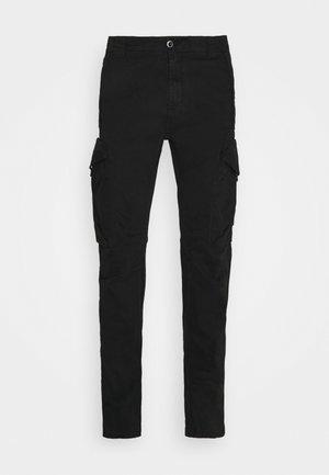 PANT - Pantaloni cargo - black