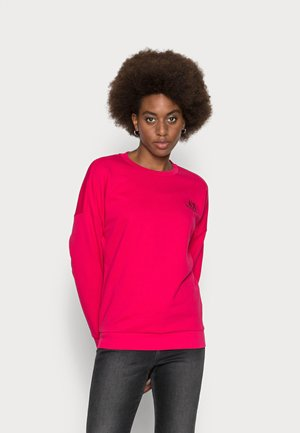 FELPA FRENCH TERRY - Sweater - record