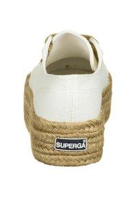 Superga - Trainers - white natural - 2