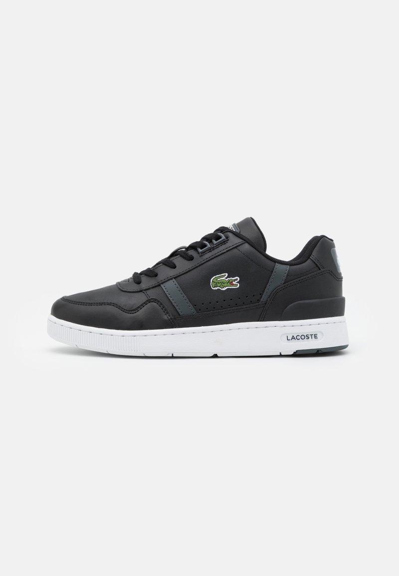 Lacoste - T-CLIP - Sneakers - black/dark grey