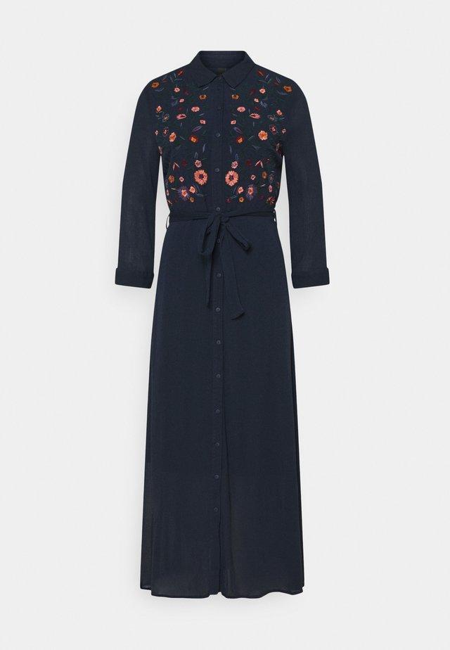 YASSAVANNA DRESS - Maxi-jurk - dark sapphire