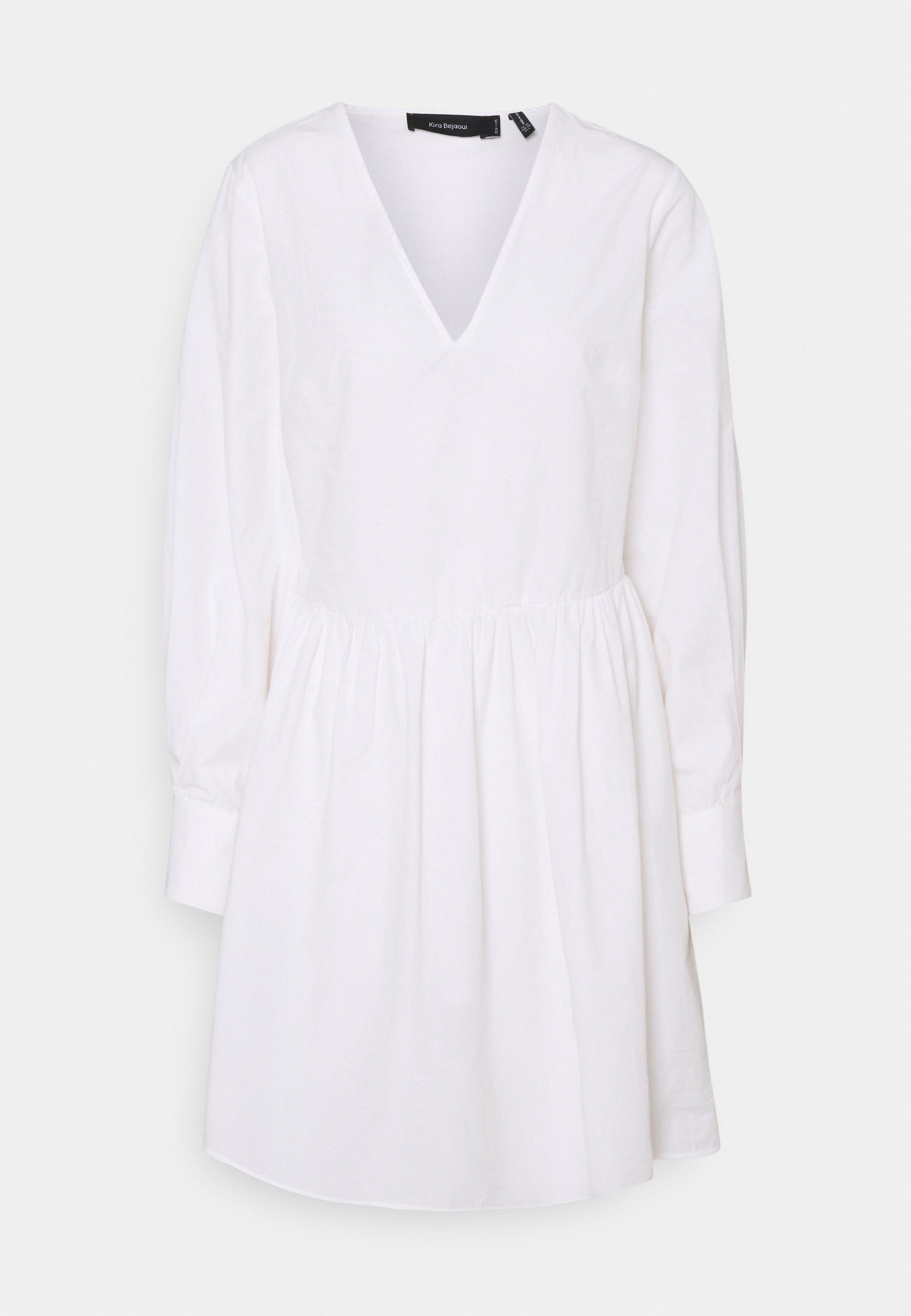 Women KIRA X NU - IN FRILL DETAIL MINI DRESS - Day dress