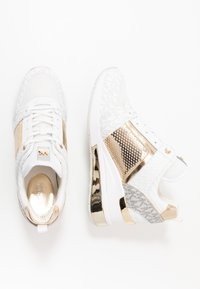 MICHAEL Michael Kors - GEORGIE TRAINER EXTREME - Joggesko - bright white - 3