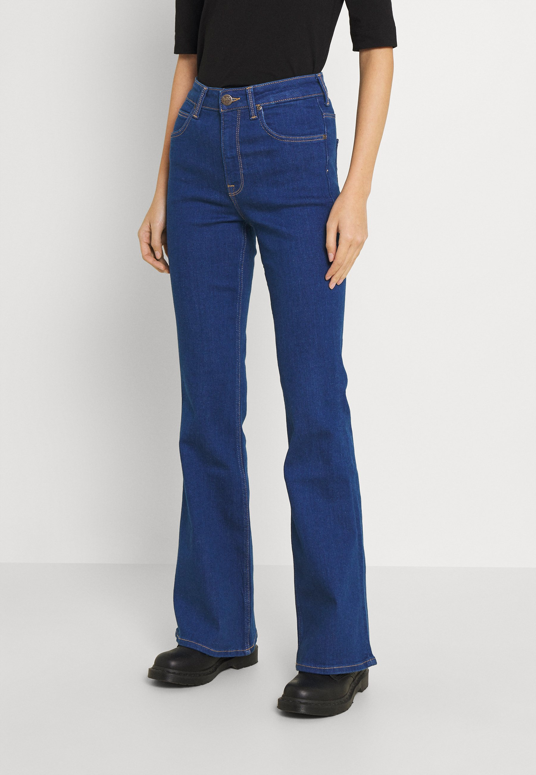 Damer BREESE - Flared jeans