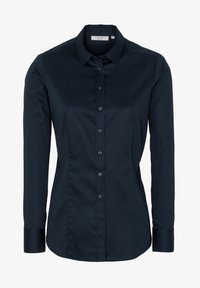 Eterna - MODERN CLASSIC - Button-down blouse - marine - 3