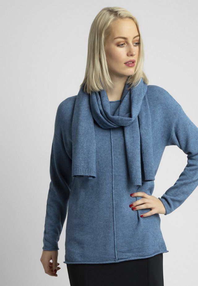 Pullover - jeans blue