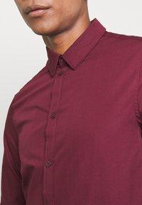 Pier One - Formální košile - bordeaux - 5