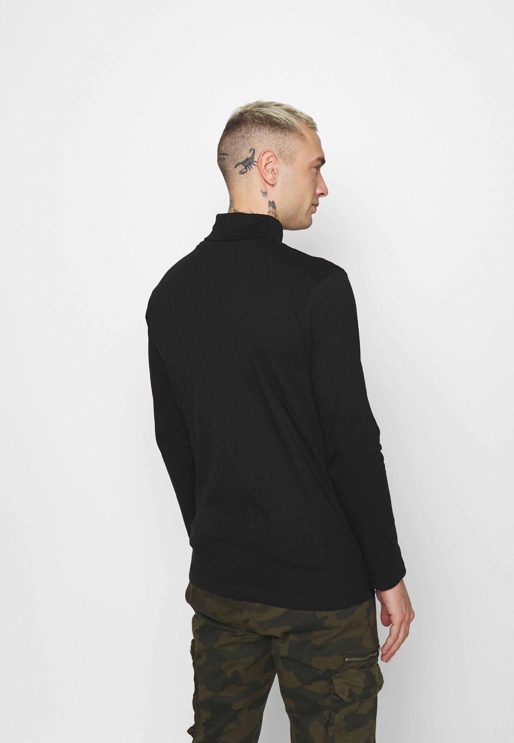 Men GIRAFFE - Long sleeved top
