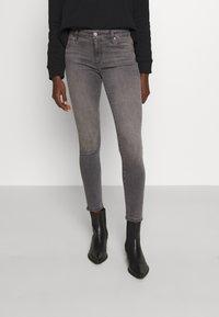 AG Jeans - FARRAH ANKLE - Skinny-Farkut - dark grey - 0
