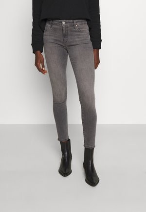 FARRAH ANKLE - Jeans Skinny Fit - dark grey