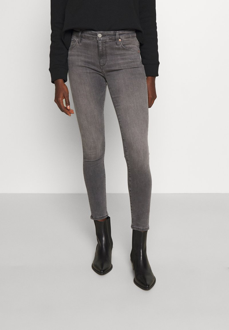 AG Jeans - FARRAH ANKLE - Skinny-Farkut - dark grey