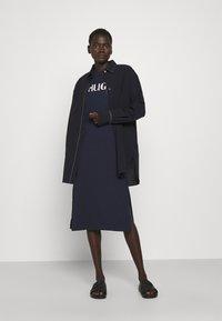 HUGO - NAILY - Maxi dress - dark blue - 1