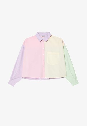 Overhemdblouse - multi-coloured