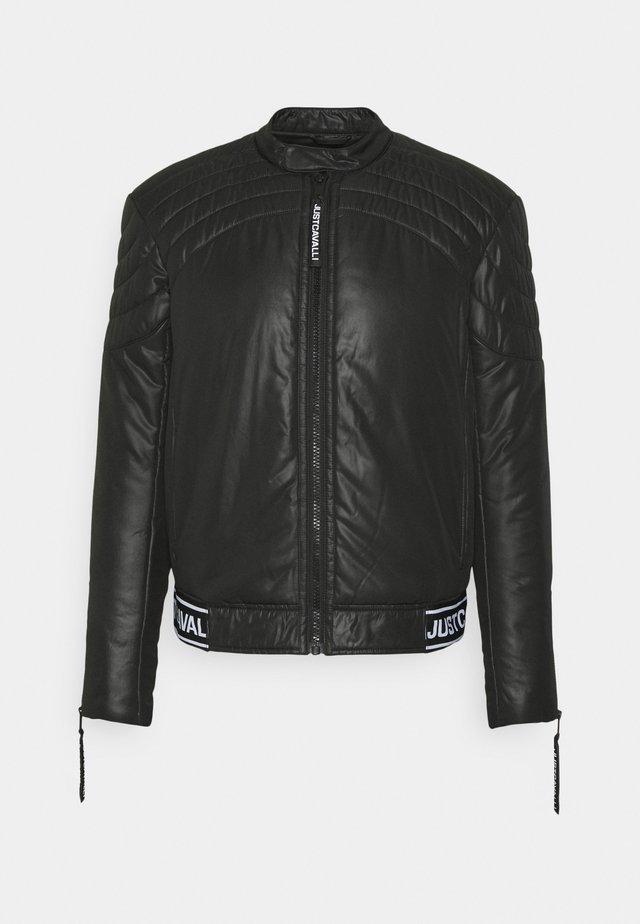 KABAN - Bomber Jacket - black