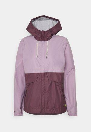 CLOUDSTRIKE - Hardshell jacket - purple