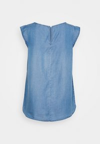 TOM TAILOR DENIM - T-shirts print - blue denim - 1