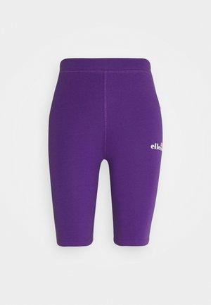 YARRA - Shorts - dark purple