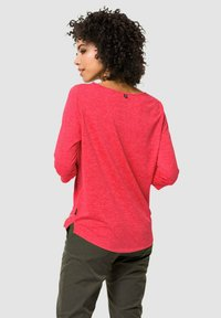 Jack Wolfskin - Long sleeved top - tulip red - 1