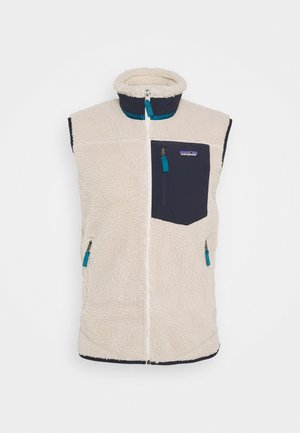 CLASSIC RETRO VEST - Väst - natural