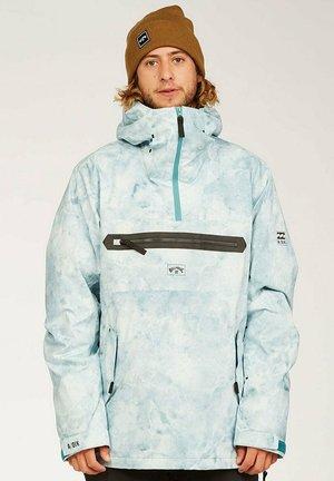 Winter jacket - marble