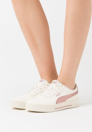 CARINA META20 - Sneaker low - whisper white/rose gold
