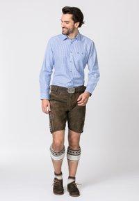 Stockerpoint - Shorts - bison - 1