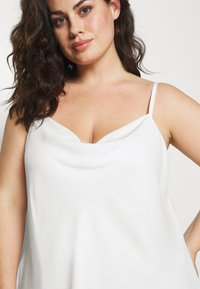 Forever New Curve - MARIAH COWL NECK CAMISOLE - Top - porcelain - 3
